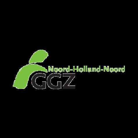 Logo van GGZ NHN